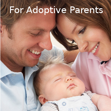 adoptive parents What does it take to be an adoptive parent adoptive parents need the same qualities as any other parent adoption offers children the love, stability and security of.
